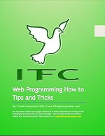 Web Programming How To Tips And Tricks