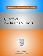 SQL Server How to Tips & Tricks
